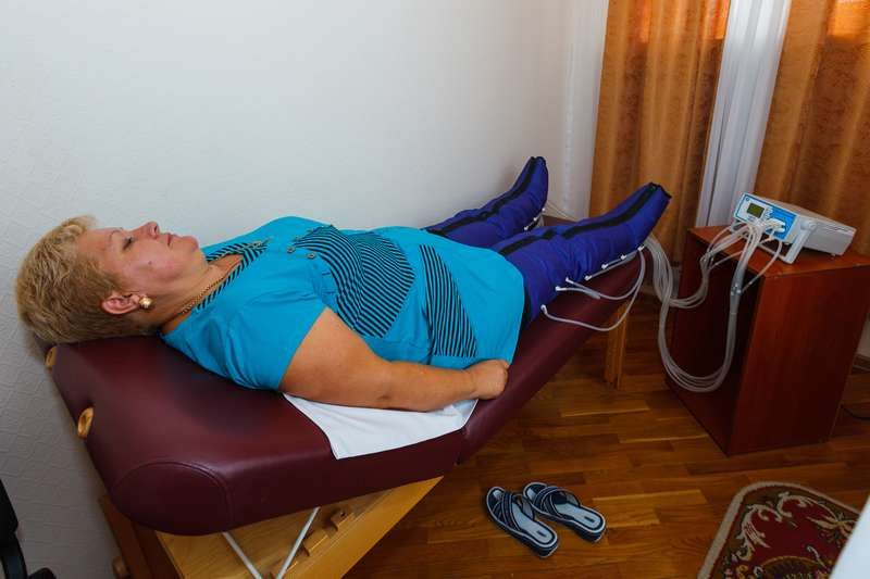 Санатории лечение варикозного расширения вен